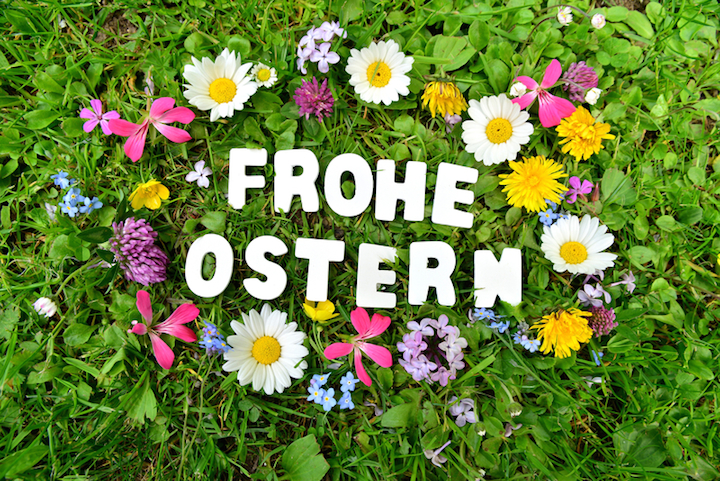 Frohe Ostern | © panthermedia.net /Simone Werner-Ney
