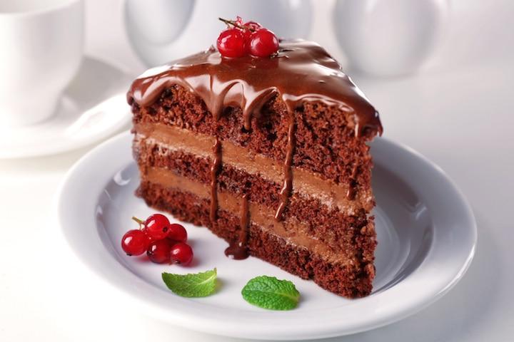 Schoko-Sahne Torte | © panthermedia.net /belchonock