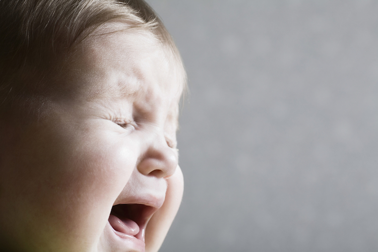 Baby weint | © panthermedia.net /Craig Robinson