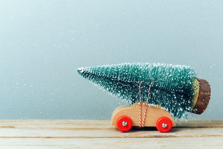 Raus mit der Weihnachtsdeko | © panthermedia.net / maglara