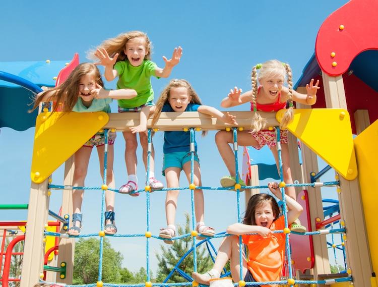Spielplatz Kinder | © panthermedia.net /Katkov