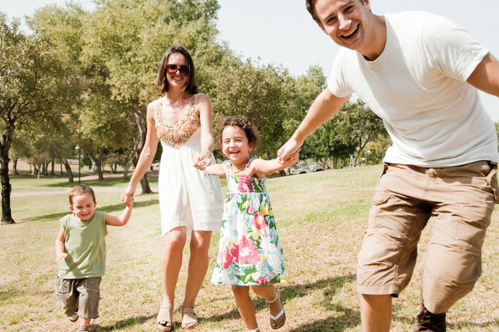 Kinder und Eltern | © panthermedia.net /get4net